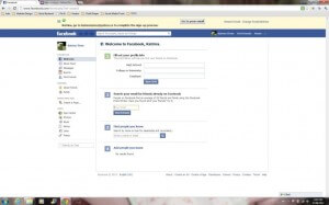Facebook Part 1 - How to create a Facebook fan page
