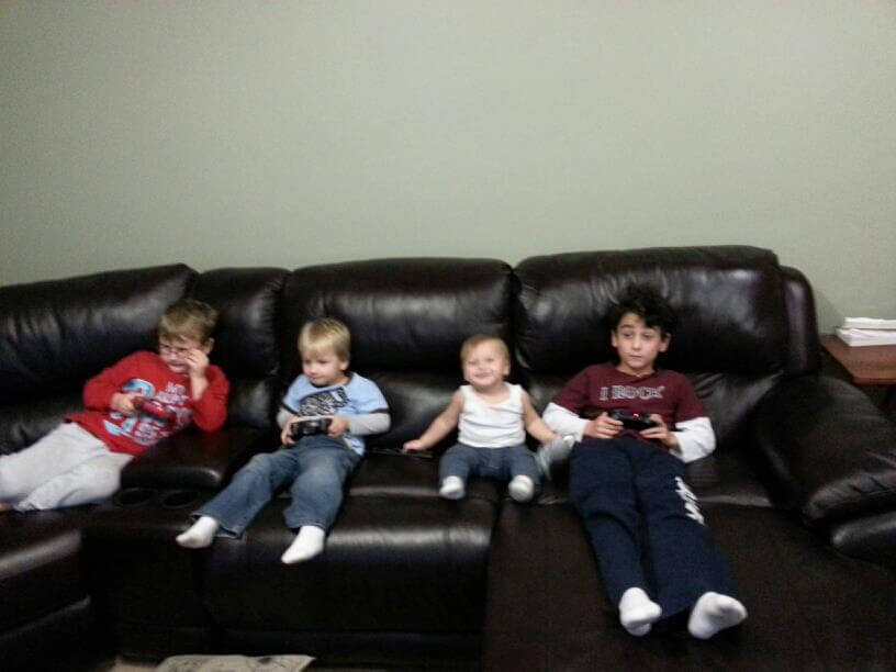 I am the mom of 4 wonderful little boys.   Two of whom are in full-time school.   Today (Saturday) Spring Break Begins with our first day.