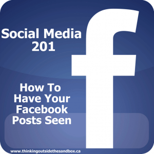 How to get your Facebook posts seen