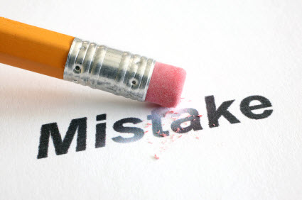 Thinking Outside The Sandbox: Business mistake 5 (Sort of) Business Mistakes - Errors We Made All Posts Small Business  mompranuer launch entreprenuer business mistakes