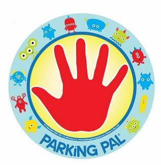 Parking Pal Magnet