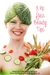 No Fuss Beauty Tips