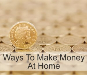 How To Make Money (At Home) Outside Your Day Job