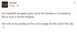 grovia facebook status