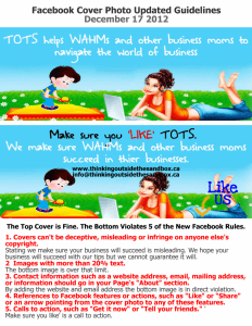 Thinking Outside The Sandbox: Business Facebook-Cover-Violations-232x300 Facebook: Updated Cover Photo Rules January 2013 All Posts Social Media  social media Facebook
