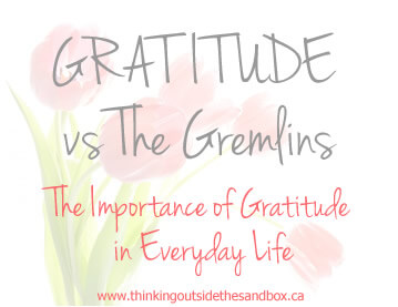 Thinking Outside The Sandbox: Business gratitude1 The Importance of Gratitude in Everyday Life All Posts  life