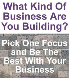 Thinking Outside The Sandbox: Business buildingbusiness-265x300 What Kind Of A Business Are You Building? All Posts Small Business  starting out small business inspiration home business business advice business