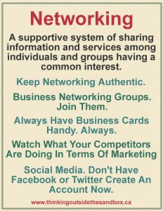 networking tips. lots more in post