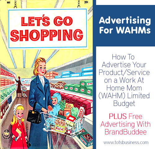 Thinking Outside The Sandbox: Business How-To-Advertise-for-WAHMs Advertising for WAHMs All Posts Finances Small Business  wahm how to advertise