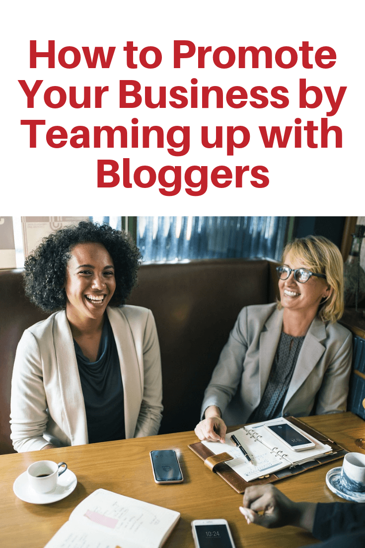 Thinking Outside The Sandbox: Business How-to-Promote-Your-Business-by-Teaming-up-with-Bloggers How to Promote Your Business by Teaming up with Bloggers All Posts Blogging Small Business TOTS Business  small business business advice business blogging blogger