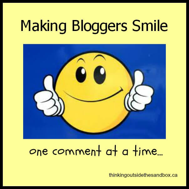 Thinking Outside The Sandbox: Business bloggerhappiness Leave a Comment, Make a Blogger Happy All Posts Blogging  blogging advice blog