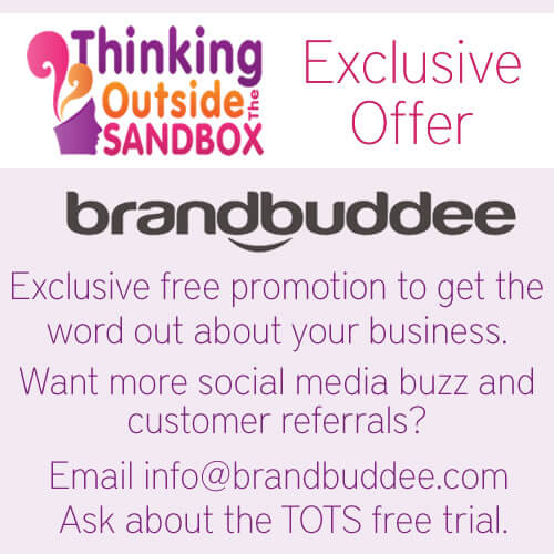 Thinking Outside The Sandbox: Business brandbuddee Advertising for WAHMs All Posts Finances Small Business  wahm how to advertise