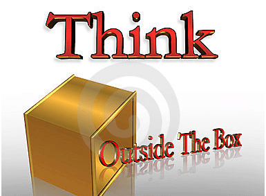 Thinking Outside The Sandbox: Business think-outside-the-box Think Outside The Box And Promote Your Business All Posts  promotion promote business advertise