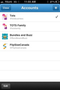 Thinking Outside The Sandbox: Business 20130729-120754 Quick Tip: How To Use the Twitter App for iPhone All Posts Blogging Social Media  twitter social media blog apps #socialmedia #cdnmomsblog