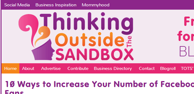 Thinking Outside The Sandbox: Business print-screen-cropped How To Take A Screen Shot All Posts Blogging Small Business Social Media  screen shot prt sc print screen