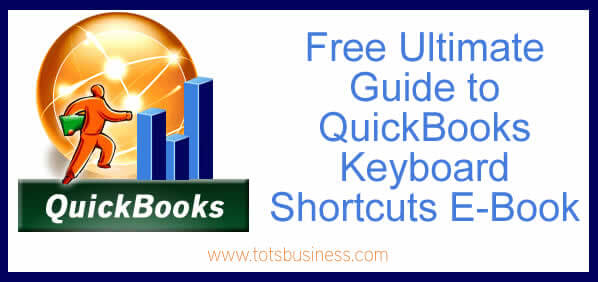 Free Ultimate Guide to QuickBooks Keyboard Shortcuts E-Book