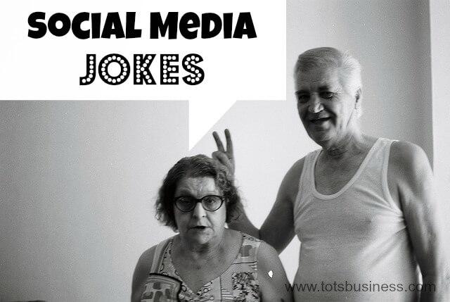 Social Media Jokes