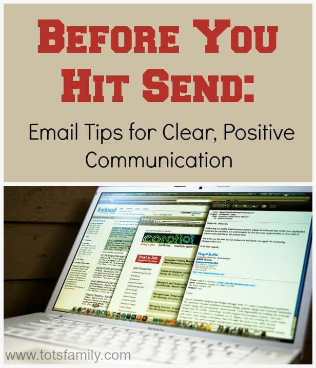 Thinking Outside The Sandbox: Business Before-You-Hit-Send-Email-Tips-for-Clear-Positive-Communication Before You Hit Send: Email Tips for Clear, Positive Communication All Posts Small Business  emails email communication clients chat