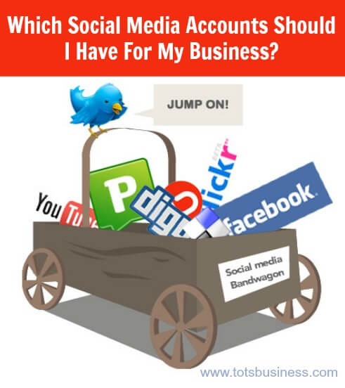 Thinking Outside The Sandbox: Business Which-Social-Media-Accounts-Should-I-Have-For-My-Business Which Social Media Accounts Should I Have For My Business? All Posts Blogging Small Business Social Media  twitter social media punterest linkedin instagram hootsuite fb Facebook