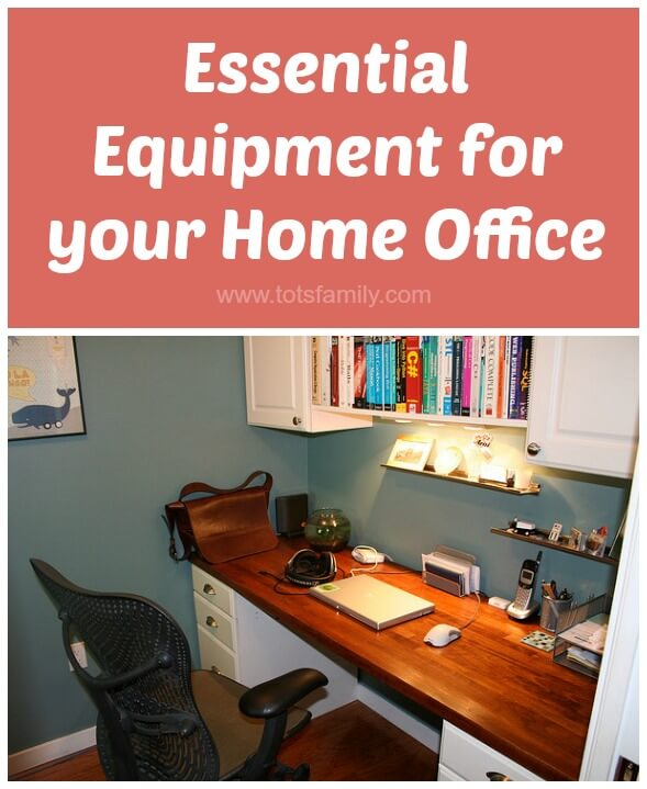 Essential Equipment for your Home Office