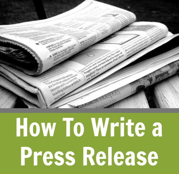 Thinking Outside The Sandbox: Business How-To-Write-a-Press-Release How to Write a Press Release All Posts Blogging Small Business  press release newspaper how to