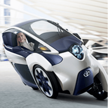 Thinking Outside The Sandbox: Business 725e062c-a30b-11e3-a545-22000af93a2d Toyota's New Electric i-ROAD. Will It Change Up Your Commute? All Posts Sponsored  toyota i road green future electric car