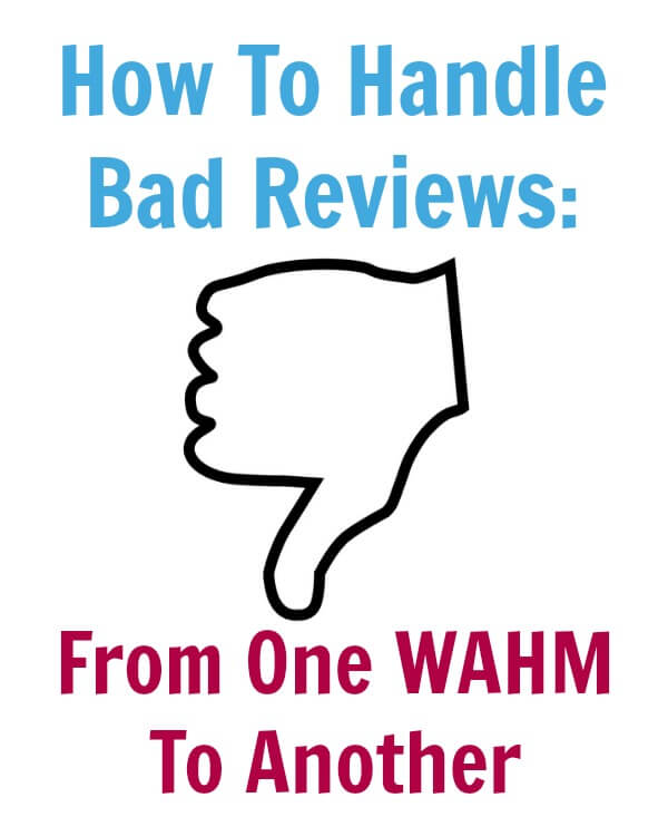 How To Handle Bad Reviews