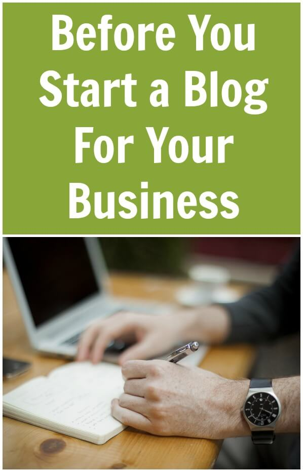 Thinking Outside The Sandbox: Business Before-You-Start-a-Blog-For-Your-Business.- Before You Start a Blog For Your Business. All Posts Blogging  wahm start up small business intro to blogging business blogging blog