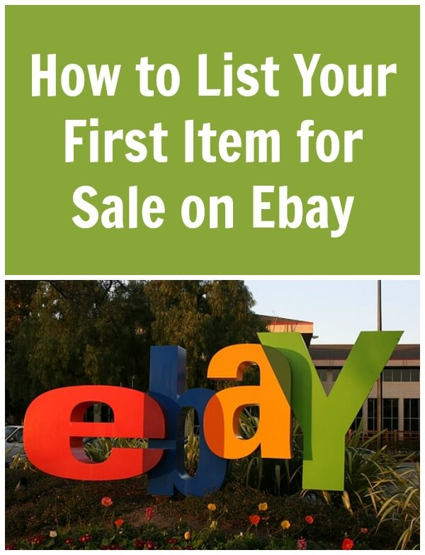 Thinking Outside The Sandbox: Business How-to-List-Your-First-Item-for-Sale-on-Ebay How to List Your First Item for Sale on Ebay All Posts Free eBooks Motivation Small Business TOTS Business  wahm small business sell ebay