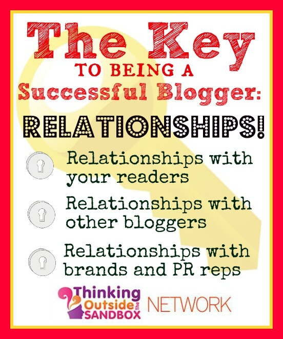 Thinking Outside The Sandbox: Business key-to-successful-blogger How to Make an Un-Pinteresting Post Pinteresting! All Posts Blogging Social Media  posts Pinterest mommy blog image how to blogging blogger blog
