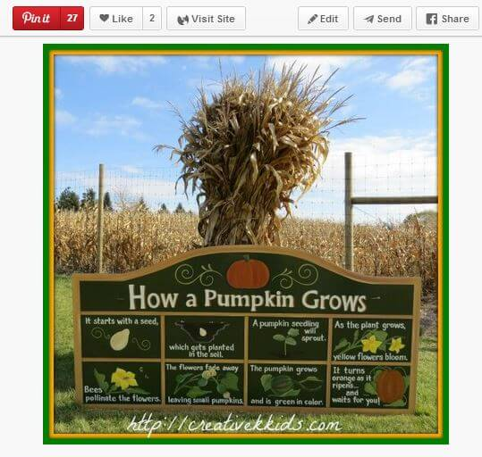 Thinking Outside The Sandbox: Business pumpkin-picture How to Make an Un-Pinteresting Post Pinteresting! All Posts Blogging Social Media  posts Pinterest mommy blog image how to blogging blogger blog
