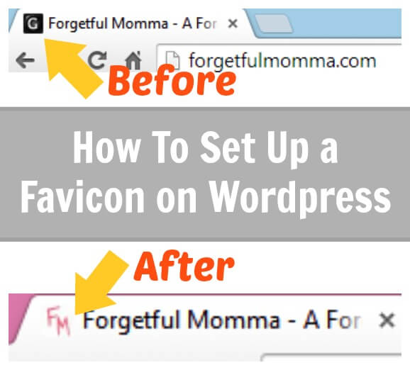 Thinking Outside The Sandbox: Business How-To-Set-Up-a-Favicon-on-Wordpress How To Set Up a Favicon on Wordpress All Posts Blogging  WordPress Plugins favicon design