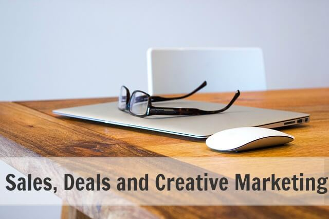 Thinking Outside The Sandbox: Business Sales-Deals-and-Creative-Marketing Sales, Deals and Creative Marketing All Posts Small Business  small business sales marketing