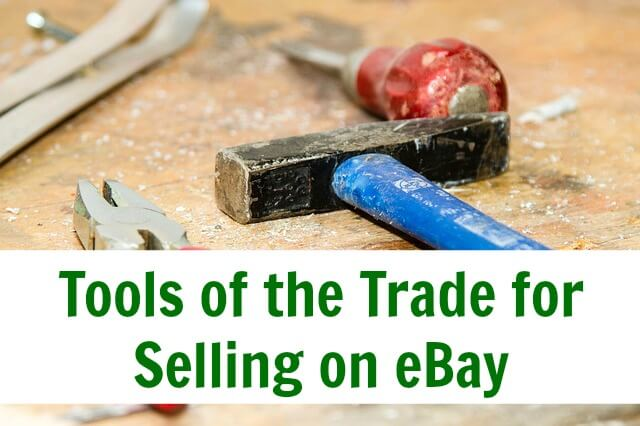 Thinking Outside The Sandbox: Business Tools-of-the-Trade-for-Selling-on-eBay Tools of the Trade for Selling on eBay All Posts Small Business  selling on ebay sell online ecommerce ebay