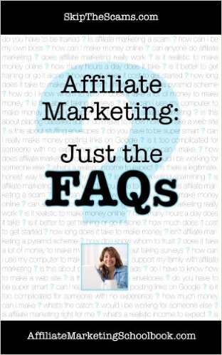 FREE Affiliate Marketing: Just the FAQs eBook