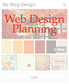 Planning your Web Design