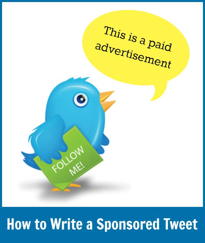 How to Write a Sponsored Tweet - Income varies on the advertiser's budget and your engagement. A paid tweet can earn you anywhere from $5 to $30.