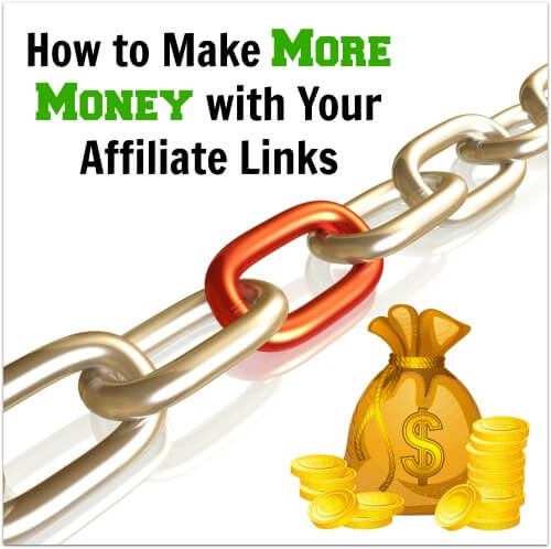 How to Make More Money with Your Affiliate Links - Focus on a few Affiliate Programs and promote them heavily rather than signing up for every program.