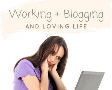 So as I am working and blogging and loving life there are a few things I do to help improve my Quality of Life: