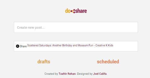 Thinking Outside The Sandbox: Business doshare3 KISSMIF #7: Tutorial for Using a FREE Scheduler for Google+ All Posts Social Media  Schedule App google
