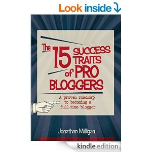 The 15 Success Traits of Pro Bloggers eBook