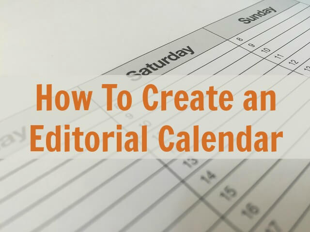 Thinking Outside The Sandbox: Business How-To-Create-An-Editorial-Calendar How to Create an Editorial Calendar All Posts Blogging TOTS Business  working schedule wordpress scheduling schedule google docs editorial calendar
