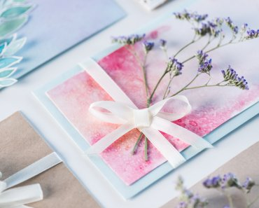 Did you know there are opportunities to work at home with greeting card companies?