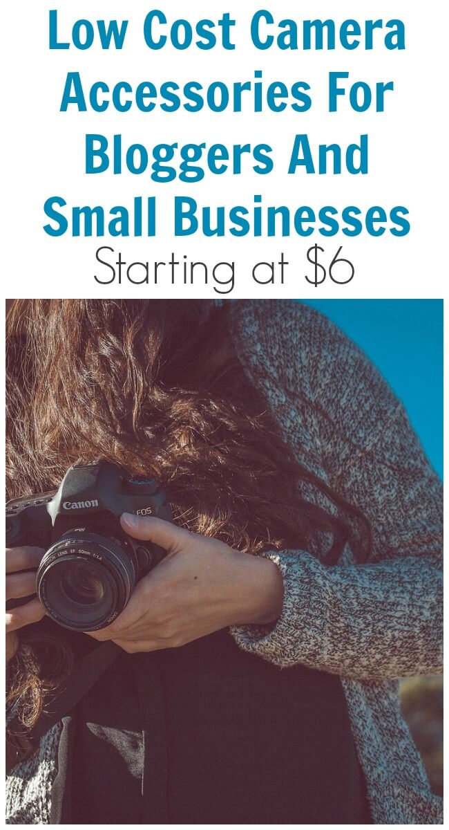 Thinking Outside The Sandbox: Business Low-Cost-Camera-Accessories-For-Bloggers-And-Small-Businesses Low Cost Camera Accessories For Bloggers And Small Businesses Blogging Small Business TOTS Business  photography business advice business blogging blogger