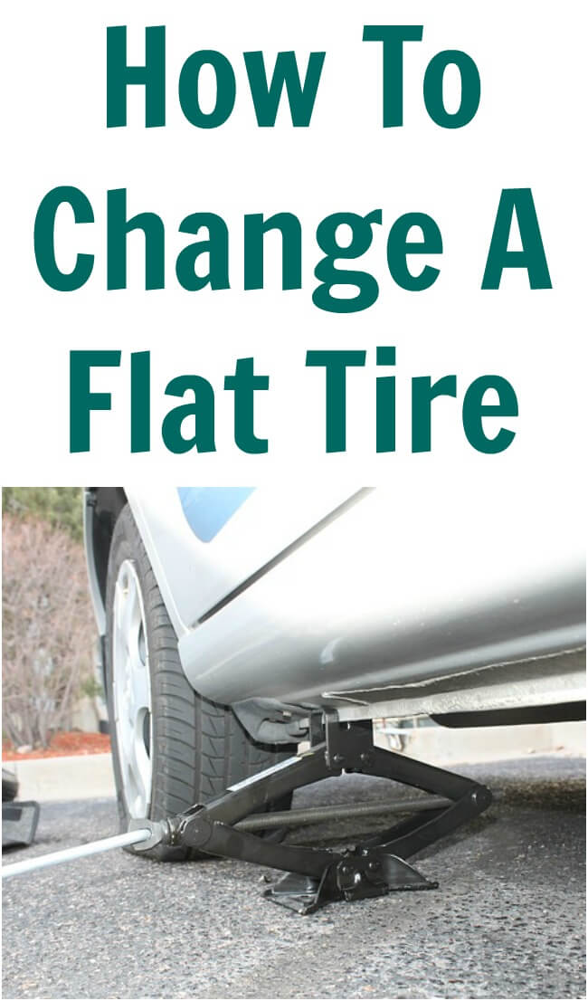 Thinking Outside The Sandbox: Business How-to-Change-a-Flat-Tire How to Change a Flat Tire TOTS Business  Change Flat Tire Car