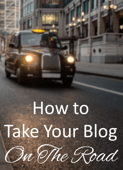 Thinking Outside The Sandbox: Business How-to-Take-Your-Blog-On-the-Road-with-Offline-Marketing Take Your Blog On the Road: A Blogger's Guide to Offline Marketing Blogging TOTS Business  writers offline marketing blog traffic