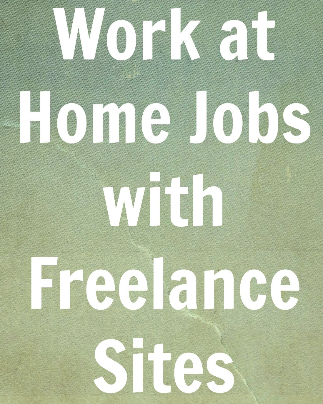 If you are looking for work at home jobs, you should check out freelance sites.