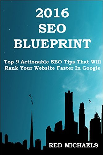 FREE 2016 SEO BLUEPRINT eBook