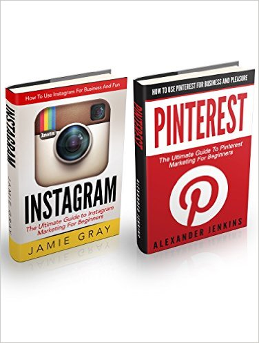 FREE Instagram & Pinterest eBooks Box Set