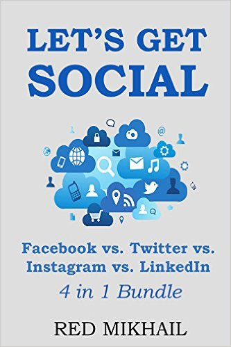 FREE Let's Get Social eBook